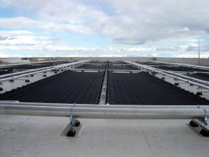 Commercial and Industrial Solar Hot Water Preheating