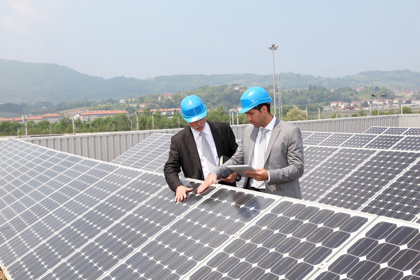 commercial solar considerations
