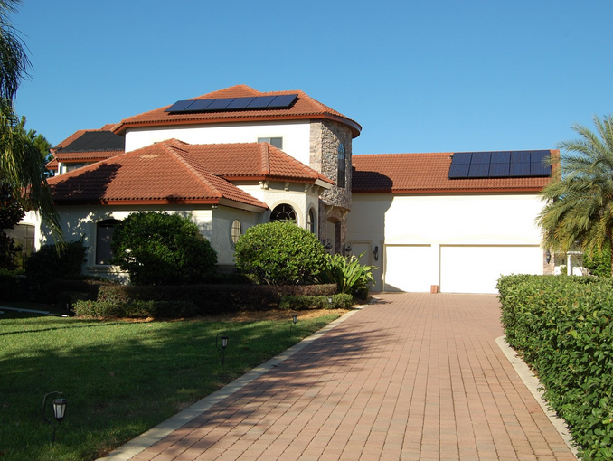 Residential Solar Electric