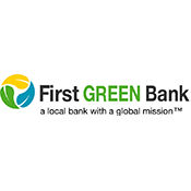 First Green Bank trusts Superior Solar